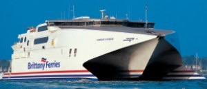 Britanny Ferries - Normandie Vitesse